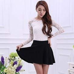 Arroba - Ruffle Skirt