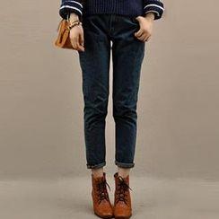 Yammi - Straight-Leg Jeans