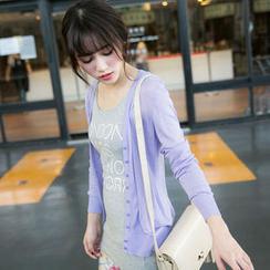 Tokyo Fashion - V-Neck Cardigan