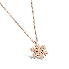 Tenri - Snowflake Necklace