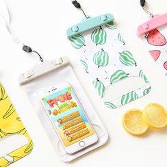Cute Essentials - Printed Waterproof Phone Pouch