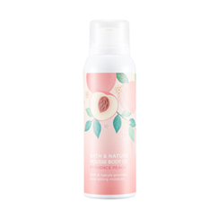 Nature Republic - Bath & Nature Provence Peach Mousse Body Oil 150ml