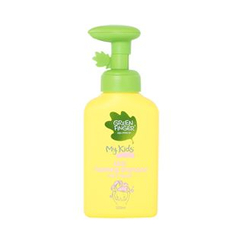 Green Finger - My Kids Foaming Shampoo 320ml
