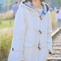 Moricode - Knit Toggle Coat