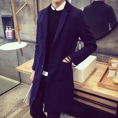 Alvicio - Notch Lapel Coat
