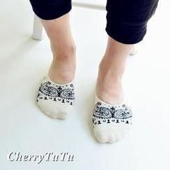 CherryTuTu - Pattern Socks