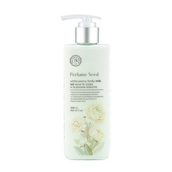 The Face Shop - Perfume Seed White Peony Body Milk 300ml