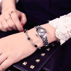 Mansfield - Rhinestone Bracelet Watch