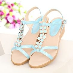 Sunsteps - Flower Sandals