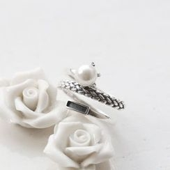 Love Generation - Faux Pearl Ring