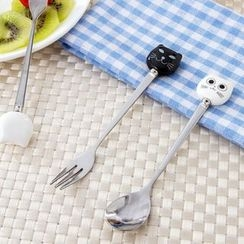 Home Simply - Cat Fork / Spoon