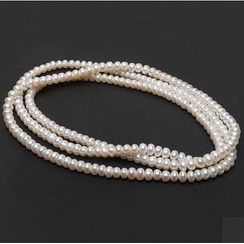 ViVi Pearl - Freshwater Pearl Long Necklace