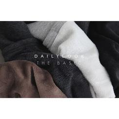 DAILY LOOK - Fleece-Lined Leggings