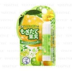 Mentholatum - Mogitate Kajitsu Flavor (Lemon)