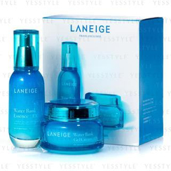 Laneige - Water Bank Refresh Duo (2 items): Water Bank Essence 60ml + Water Bank Gel Cream 50ml
