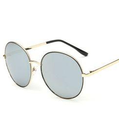 Koon - 金属圆框太阳眼镜