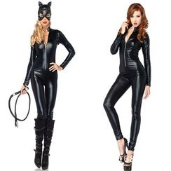 Hankikiss - Cat Woman Party Costume