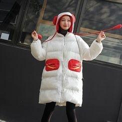 CERA - Hooded Padded Coat