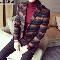 Jacka - Striped Blazer