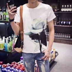 uninukoo - Print T-Shirt
