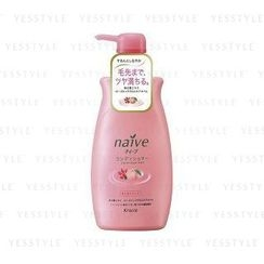 Kracie - Naïve Conditioner (Rose and Peach Leaf)