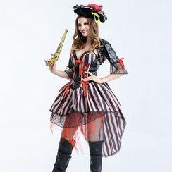 Cosgirl - 女海盗角色扮演服