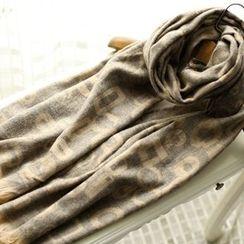 RGLT Scarves - Printed Winter Scarf