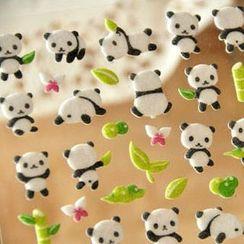 Tivi Boutique - 熊猫贴纸