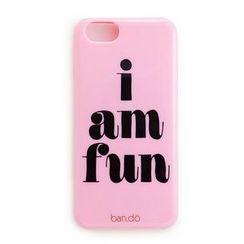 LIFE STORY - Lettering iPhone 6 / 6 Plus Plastic Case