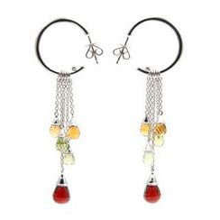 Bellini - Colourful Cascade Earrings