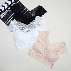 camikiss - Lace Bra Top
