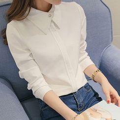 Q.C.T - 長袖襯衫