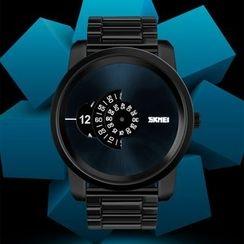 SKMEI - 金屬帶手錶