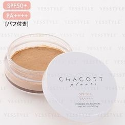 Chacott - Plants Powder Foundation SPF 50+ PA++++ (#330 Pink Beige)