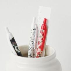 Full House - Printed Ballpoint Pen