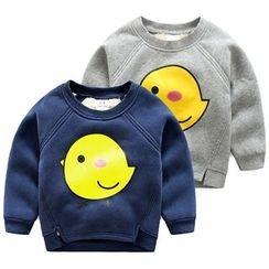 Seashells Kids - Kids Chick Print Sweatshirt