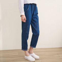 三木社 - 修身牛仔裤