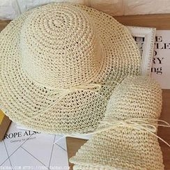 Hats 'n' Tales - Bow Sun Hat