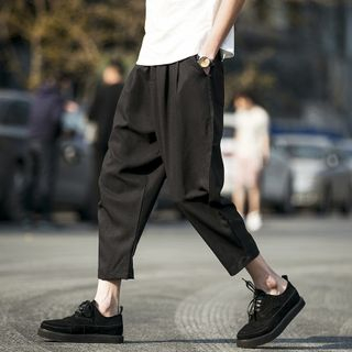 ZONZO - Cropped Harem Pants