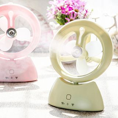 Show Home - Desktop Rechargeable USB Humidifier Fan