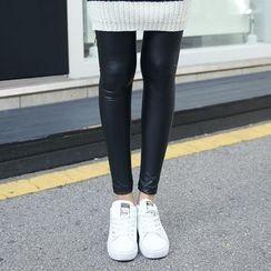 Envy Look - Faux-Leather Leggings