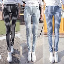 Lavogo - Striped Leggings