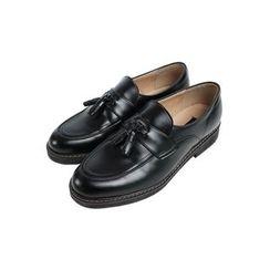JOGUNSHOP - Tassel-Detail Loafers