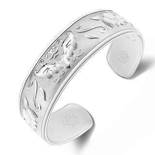 BELEC - S999 Sterling Silver Bangle(45g)