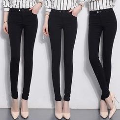 Sienne - Plain Skinny Pants
