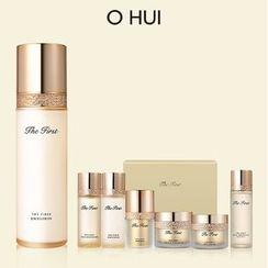 O HUI - The First Emulsion Special Set: Emulsion 150ml + 20ml + Skin Softener 20ml + Essence 5ml + Cream Intensive 7ml + Eye Cream 5ml