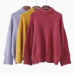 City of Dawn - Turtleneck Sweater