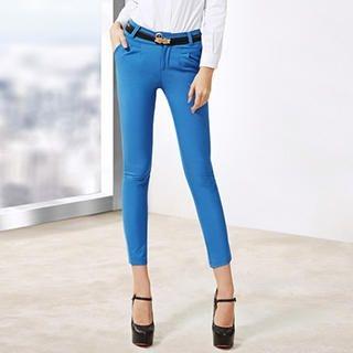 O.SA - Skinny Cropped Pants