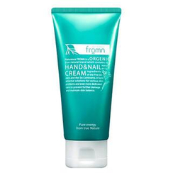 NATURANCE fromn - Orgenic Hand & Nail Cream 80ml