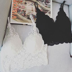 Rollis - Lace Bra Top